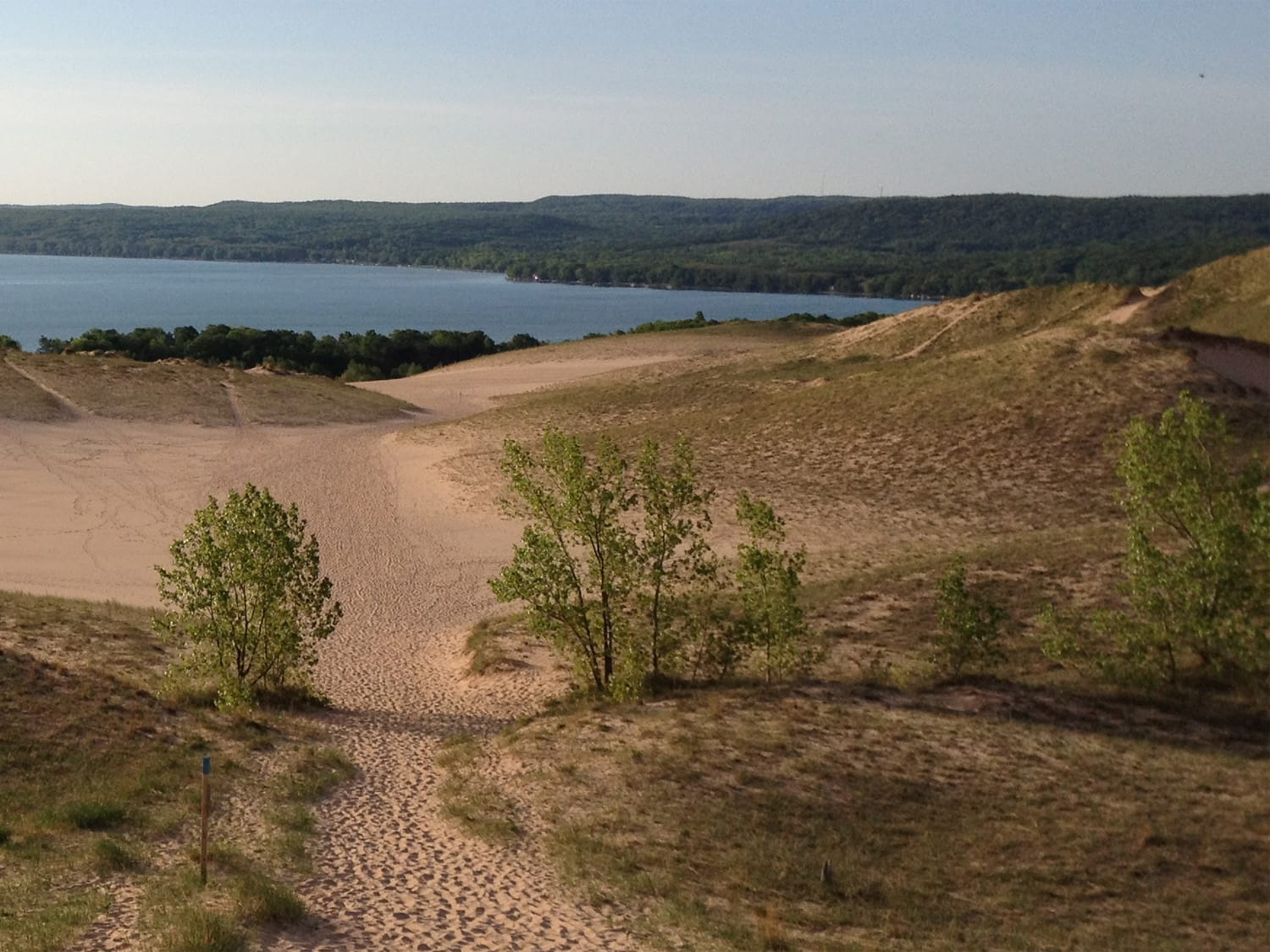 The Dune Climb, Michigan