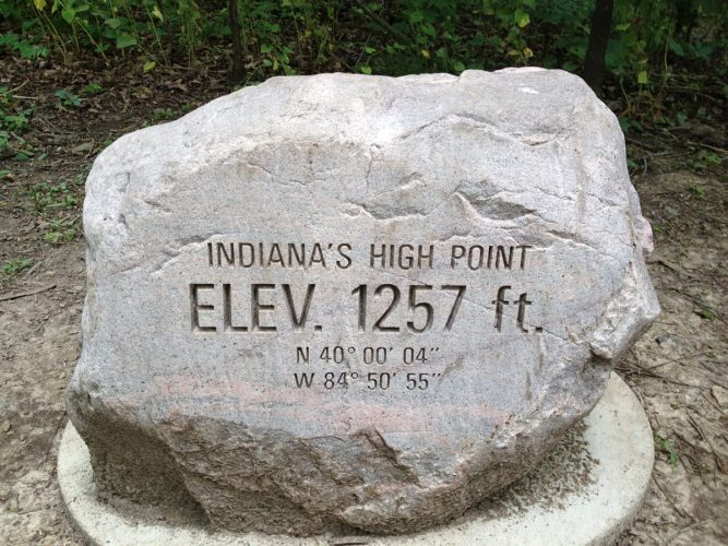 Hoosier Hill, Indiana Highpoint