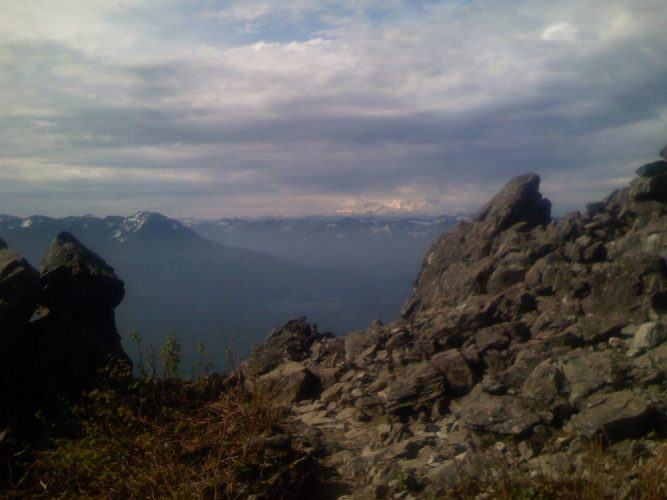 Mount Si, May 2008