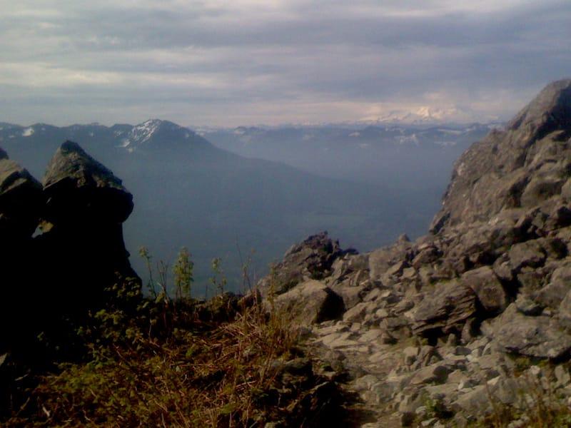 Mount Si Trail, Mount Si
