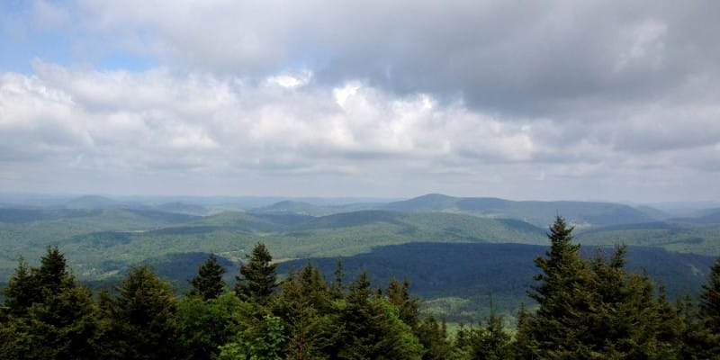 Spruce Knob, West Virginia Highpoint