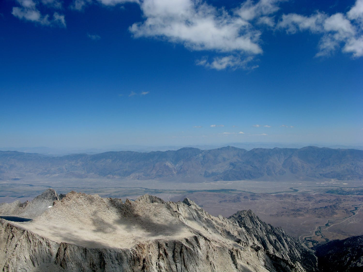 Mount Whitney Trail, Mt. Whitney