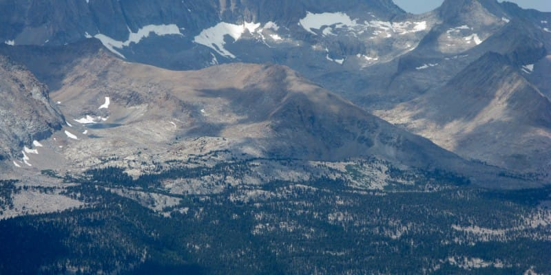 Mount Whitney Trail, Mt. Whitney