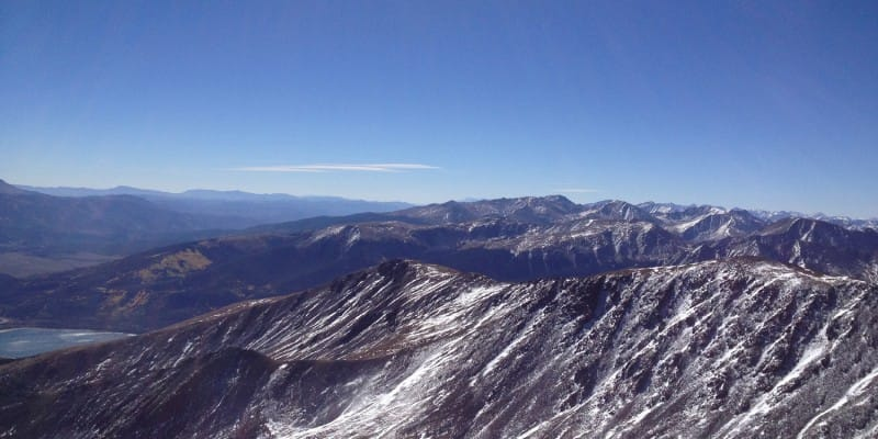 Northeast Ridge Route, Mount Elbert