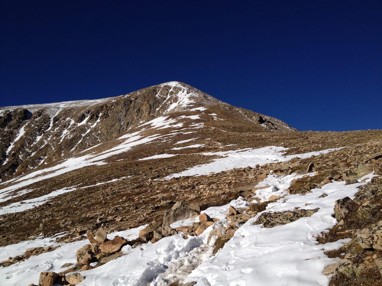 Northeast Ridge Route, Mount Elbert