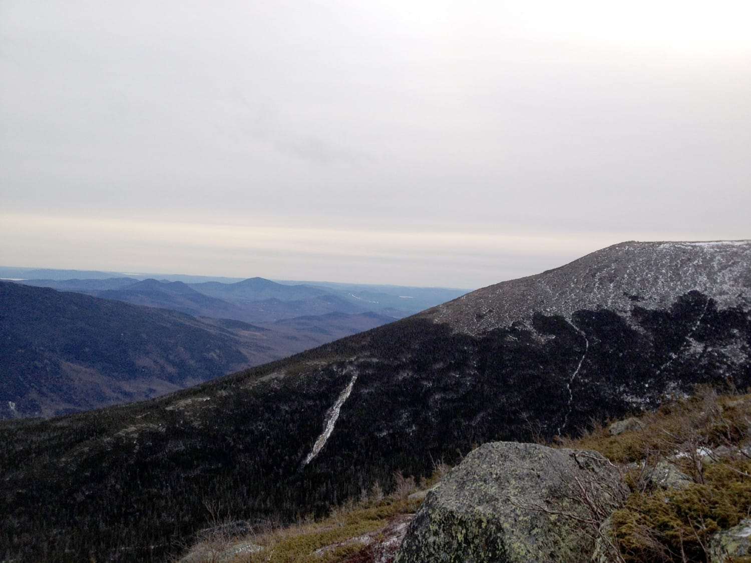 Mount Washington, December 2013