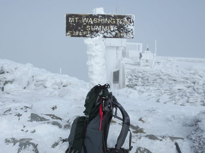 Mount Washington Gear List (Winter)