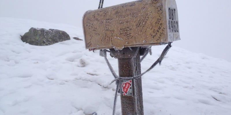 Mailbox Peak (WA)