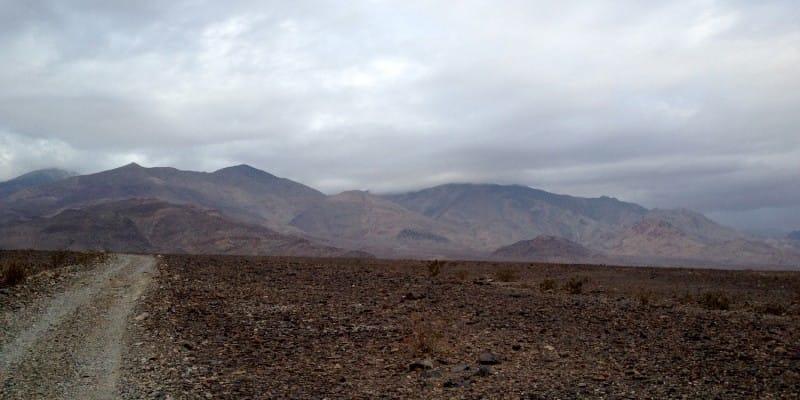 Shorty's Well to Telescope Peak, February 2014