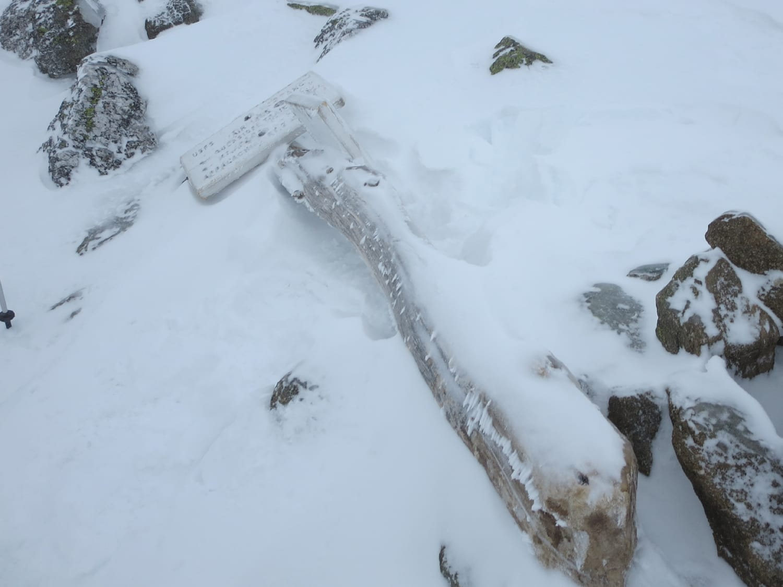Mount Adams (NH), February 2014