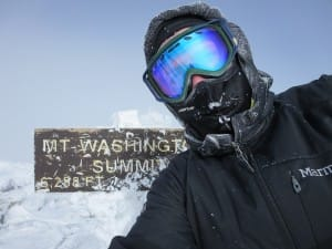 Summit of Mount Washington (NH)