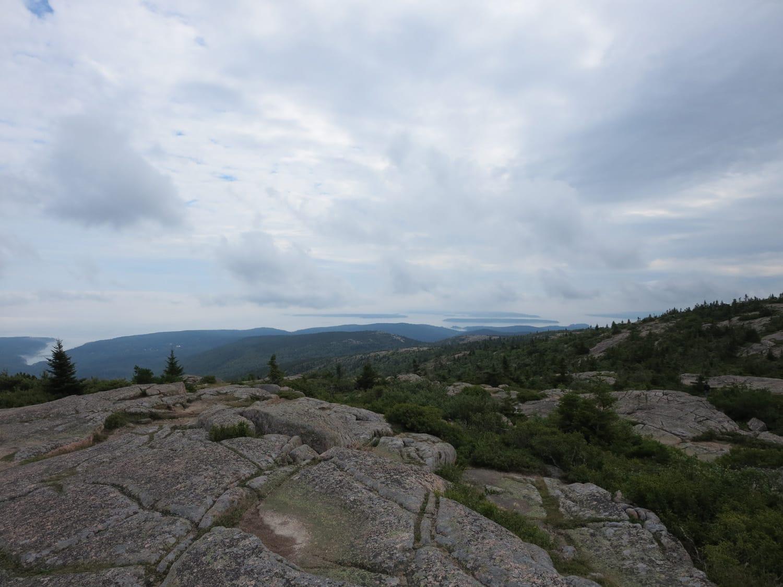 North Ridge Trail Cadillac Mountain The Peak Seeker