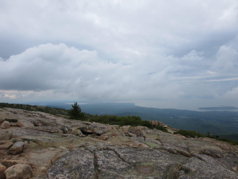 North Ridge Trail, Cadillac Mountain – The Peak Seeker