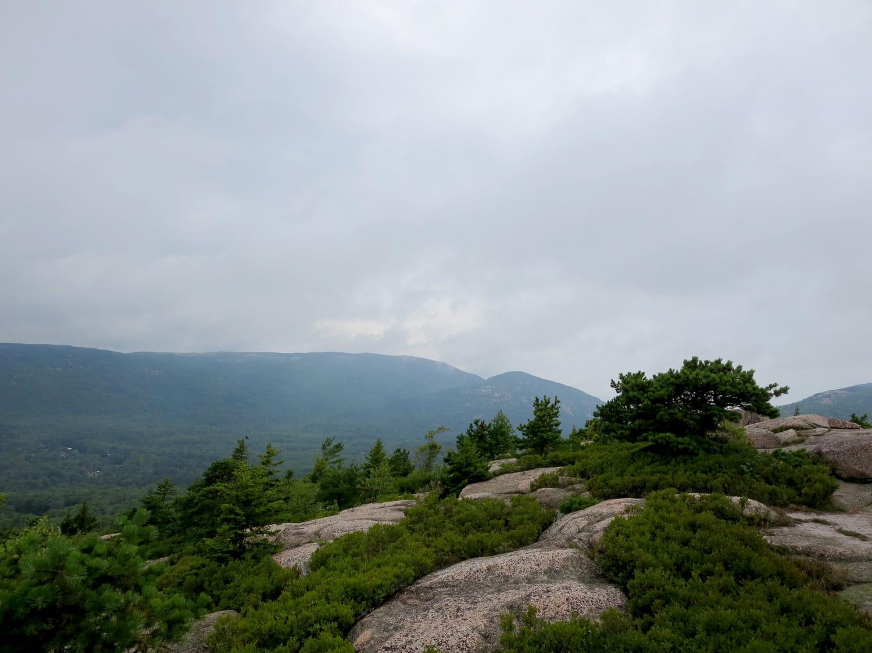 Gorham Mountain, Acadia, Maine