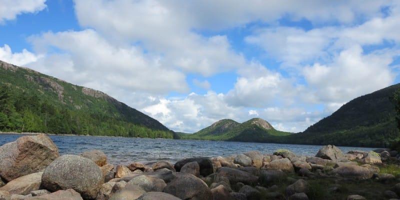 Jordan Pond, Acadia, Maine