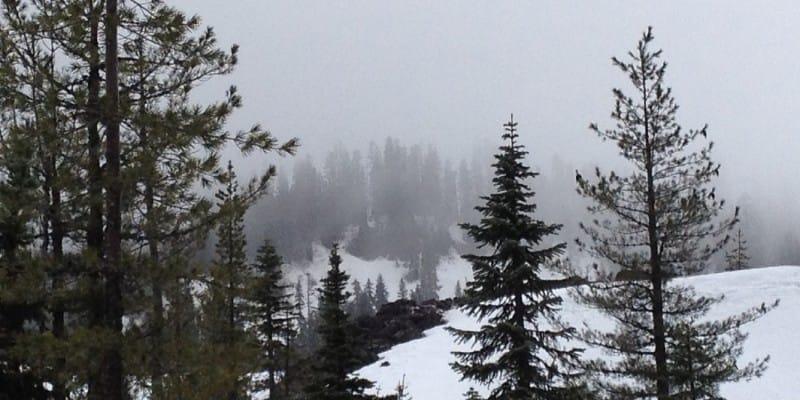 Mount St Helens Winter Mountaineering