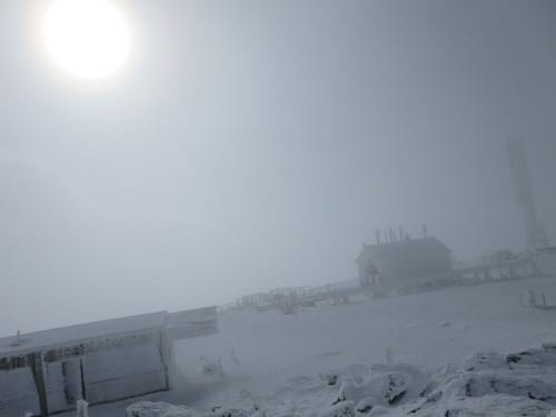 Mount Washington (NH) Winter Mountaineering