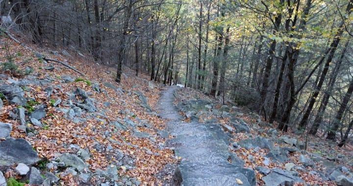 1000 steps jacks mountain pa routes