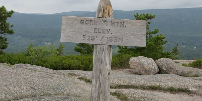 Gorham Mountain, Acadia, Maine