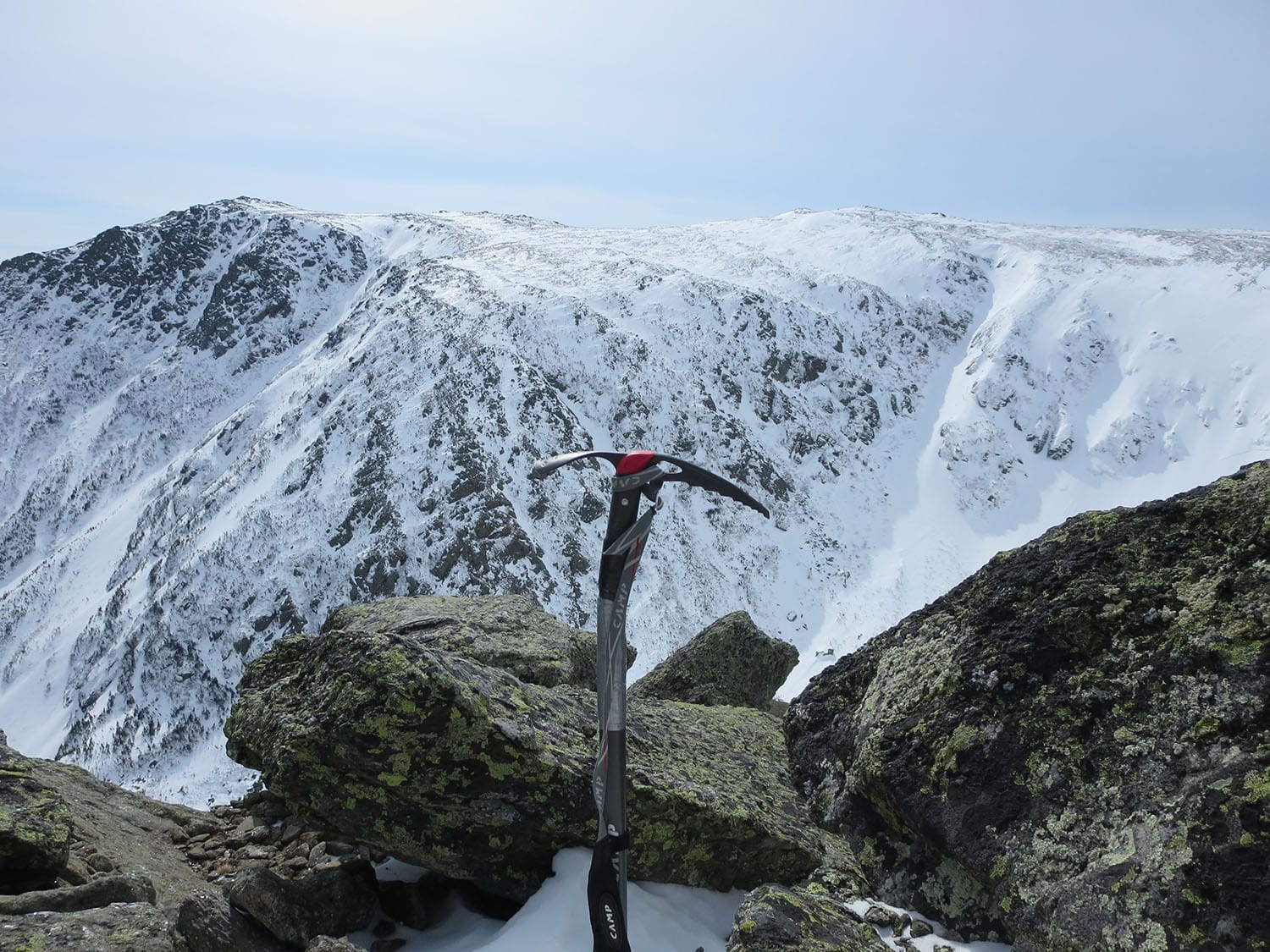 Mount Washington, NH, Ice Axe