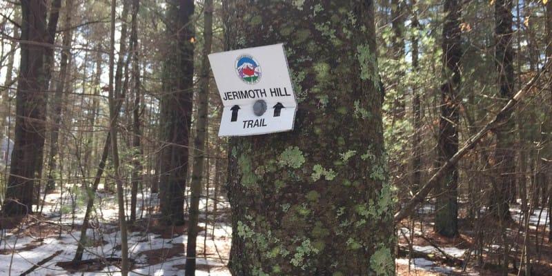 Jerimoth Hill, Rhode Island Highpoint