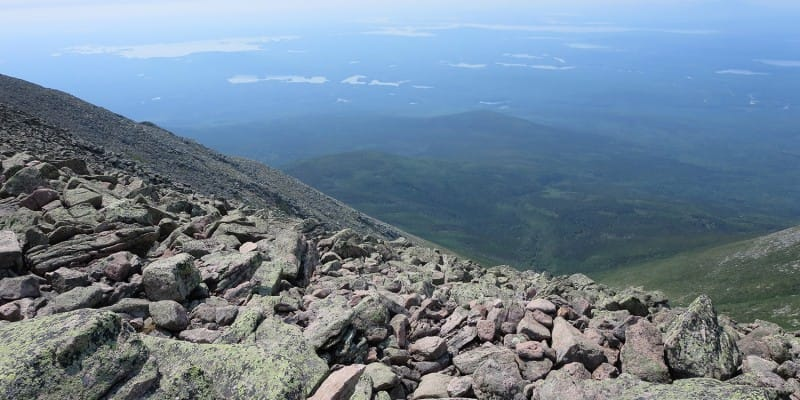 Mount Katahdin, Maine Highpoint
