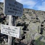 Six Husbands Trail, Mount Jefferson, NH